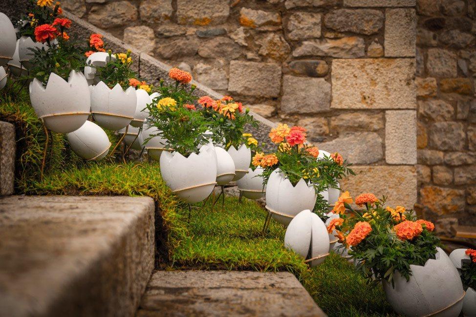 Temps de Flors Eggs