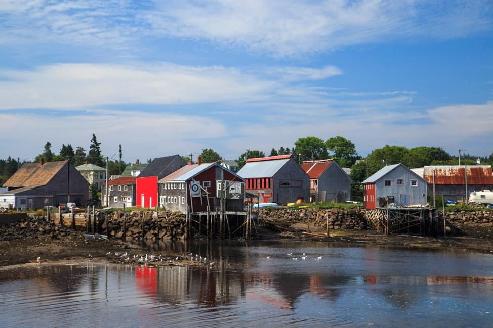 Seal Cove - Grand Manan, New Brunswick