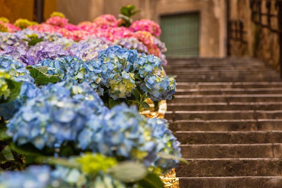 Temps de Flors Staircase
