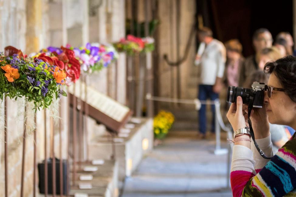 Temps de Flors Tourists