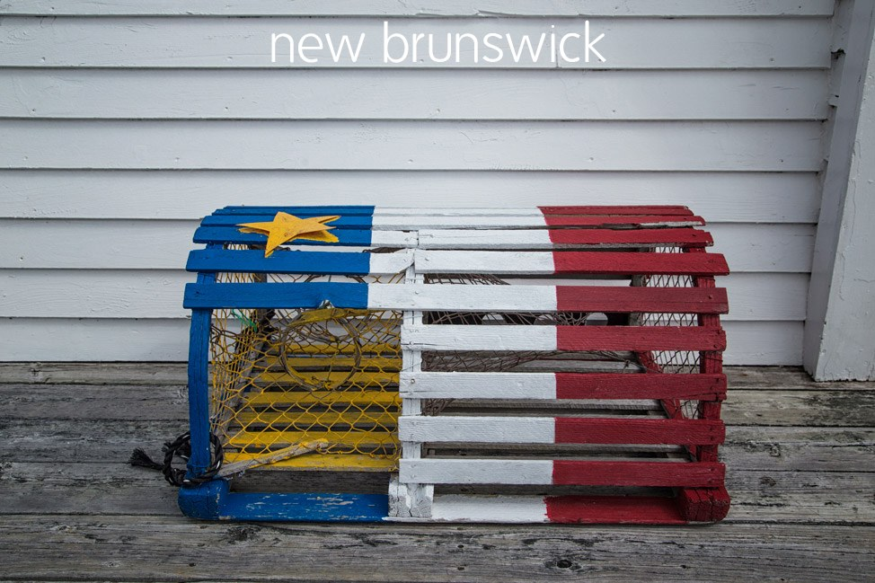 Lobster Trap - Acadian Style