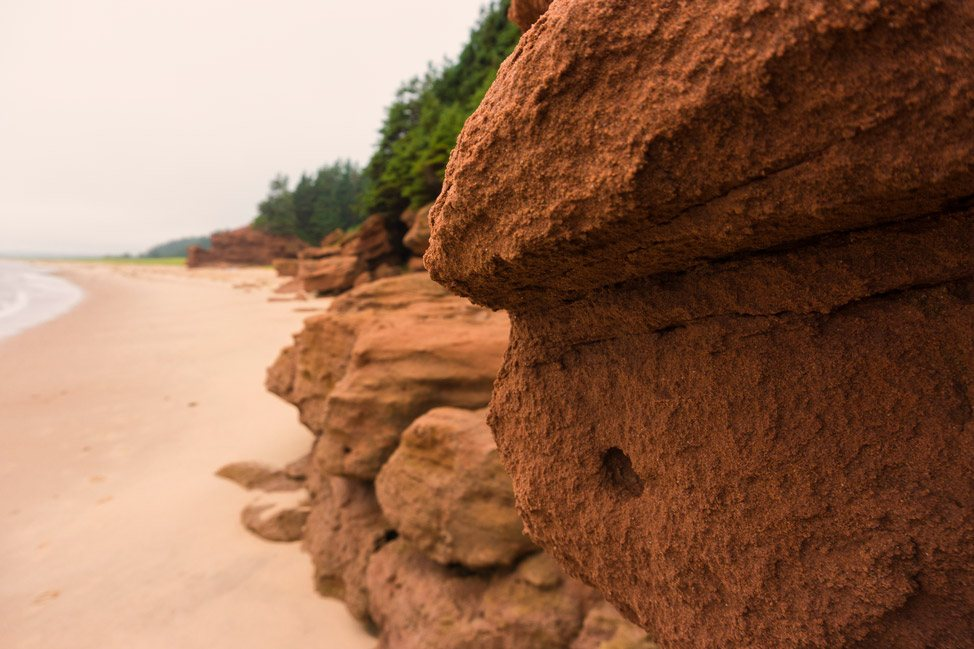 Basin Head PEI