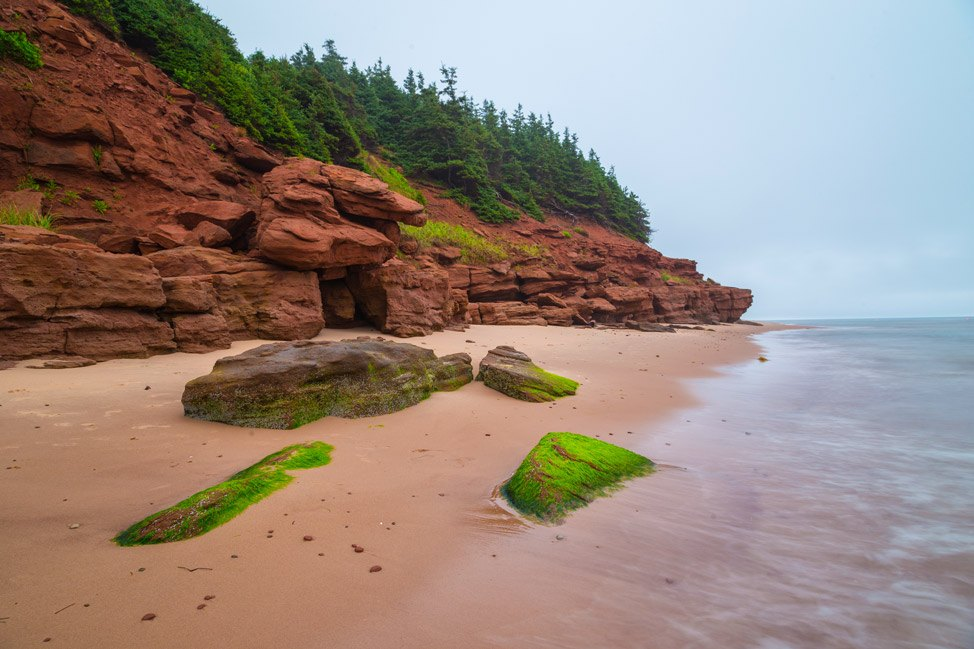 Basin Head Prince Edward Island