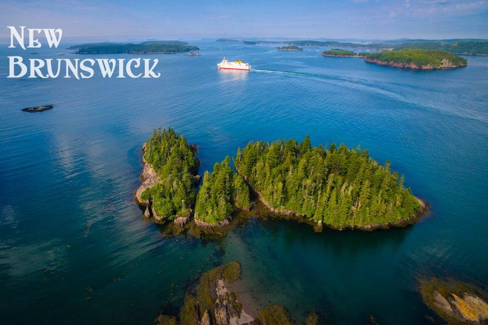 Blacks Harbour Ferry - New Brunswick
