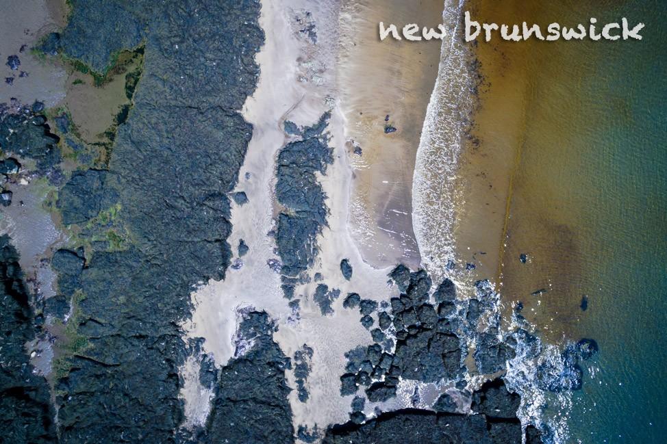 Deep Cove Beach - Grand Manan, New Brunswick