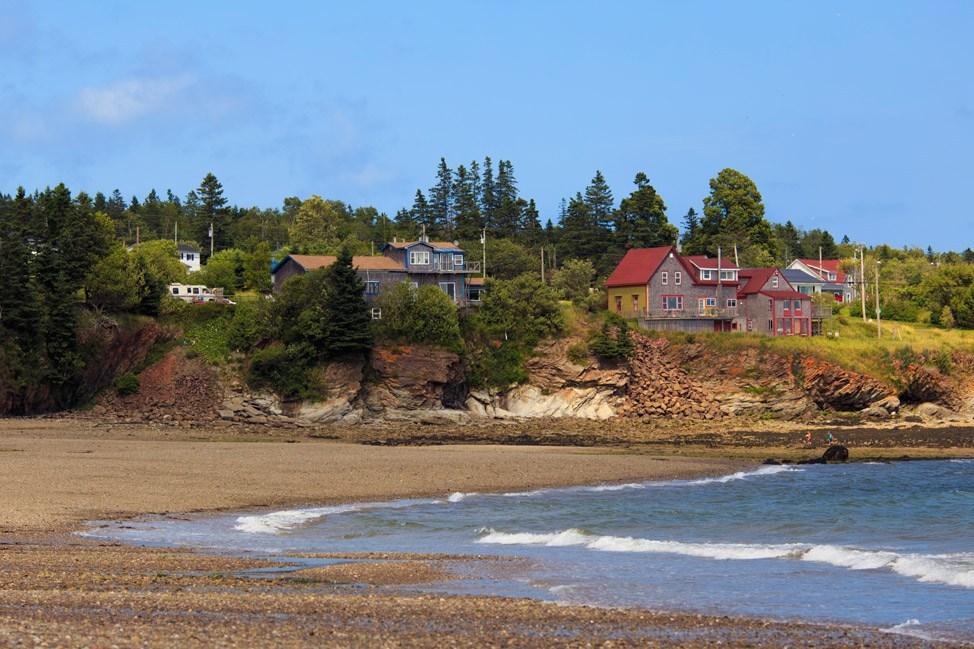Stanley Beach, Grand Manan