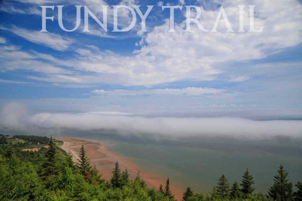 Long Beach, Bay of Fundy
