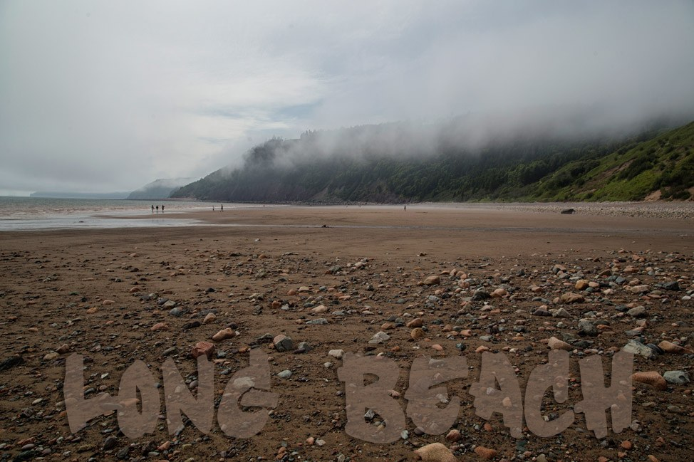 Long Beach Fog, New Brunswick