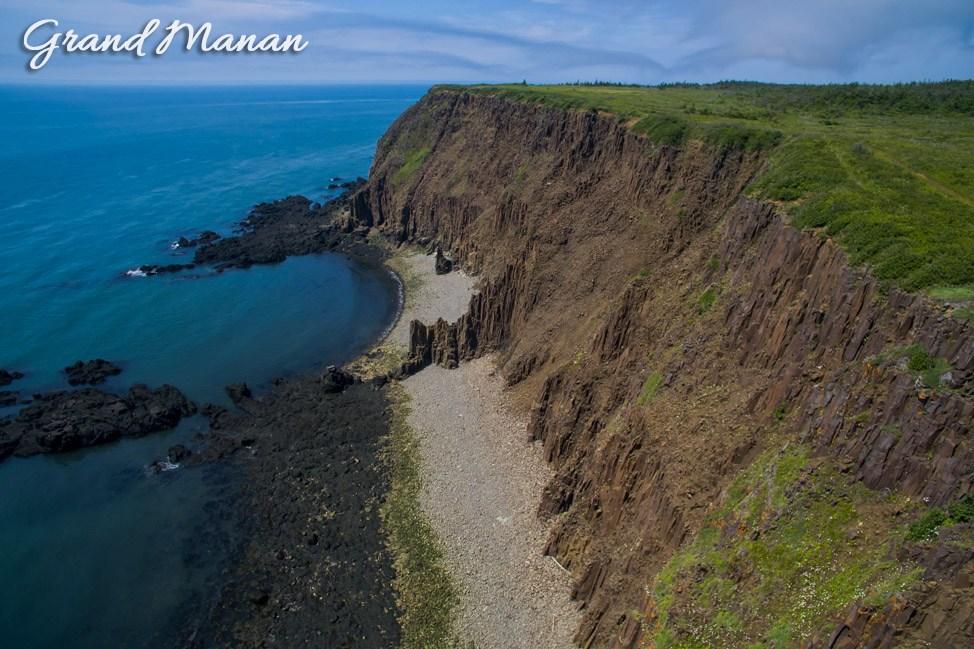South Head Cliffs - Grand Manan, New Brunswick