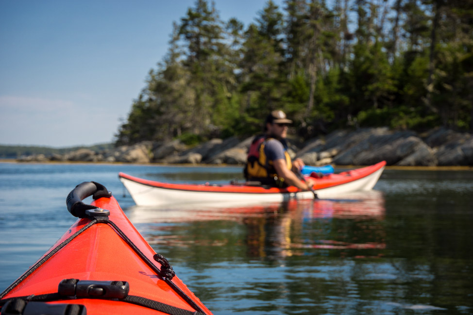 Cape Lahave Kayaking