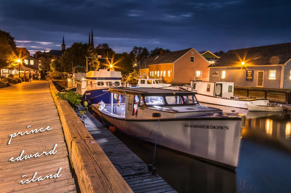 Charlottetown-Harbour