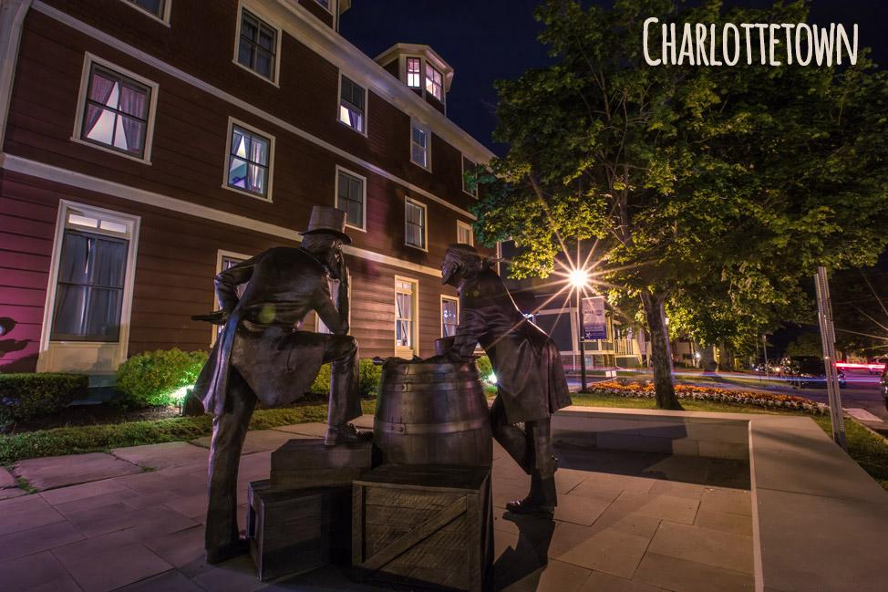 Charlottetown-The-George