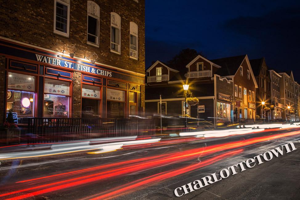 Charlottetown-Water-Street