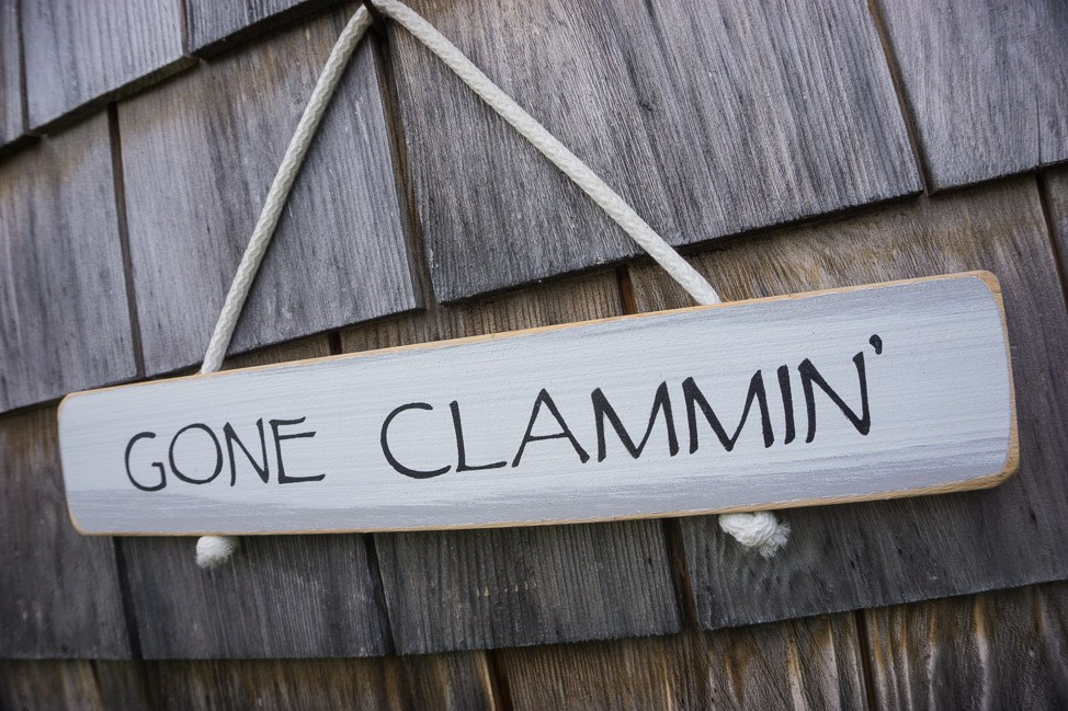 Gone-Clammin