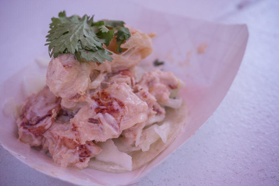 Dave's Lobster - Lobster Tacos