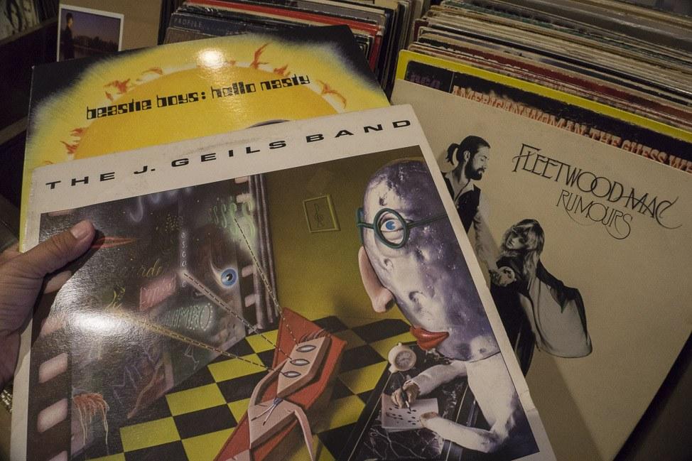 Hopyard Vinyl