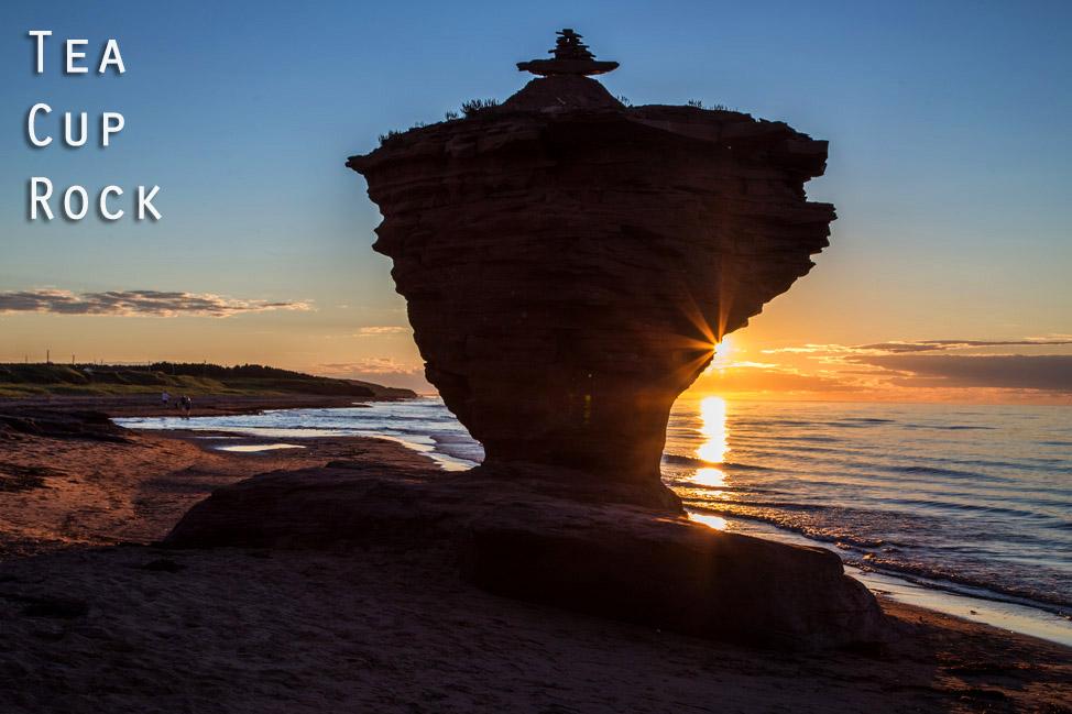 Tea-Cup-Rock-Sunset