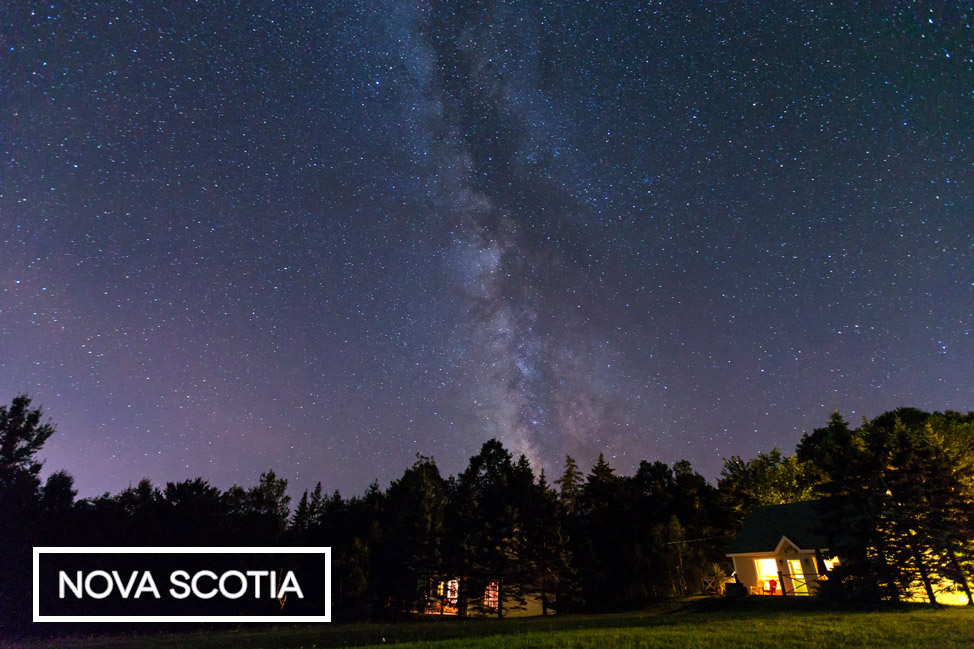 Milky Way - Nova Scotia