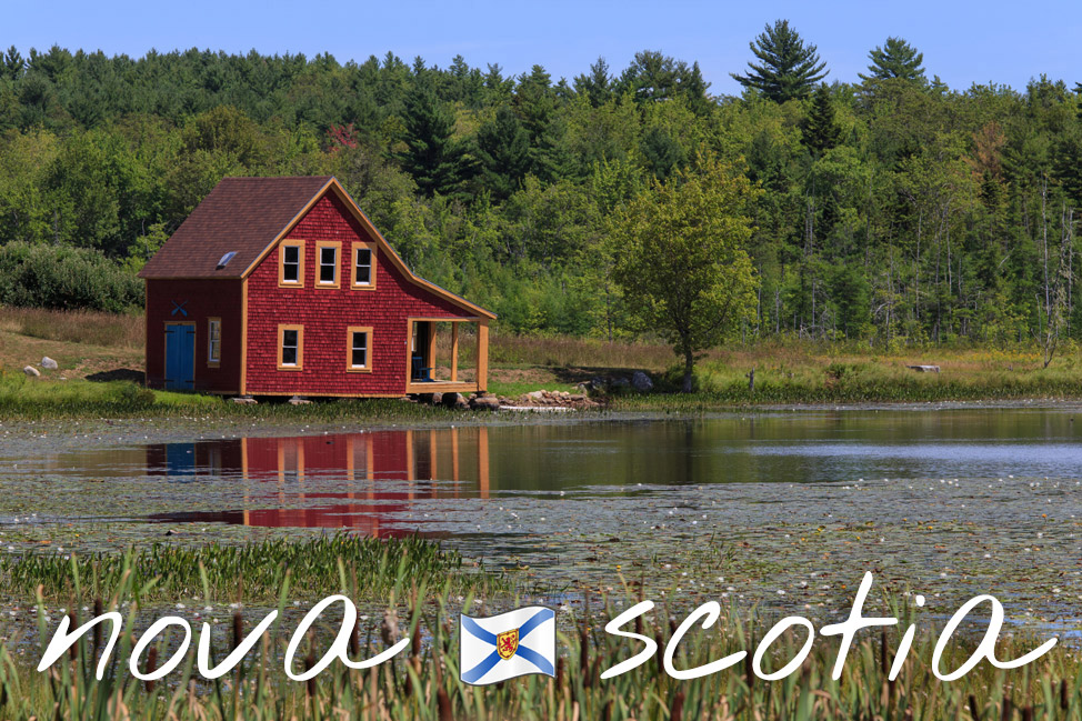 Nova Scotia Cottage