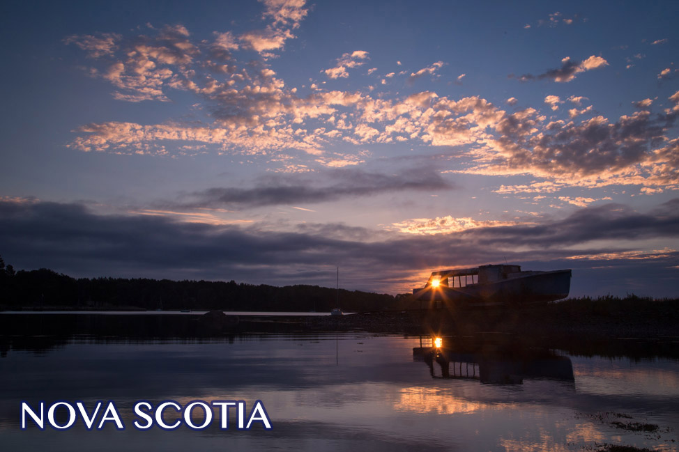 Nova Scotia Sunrise