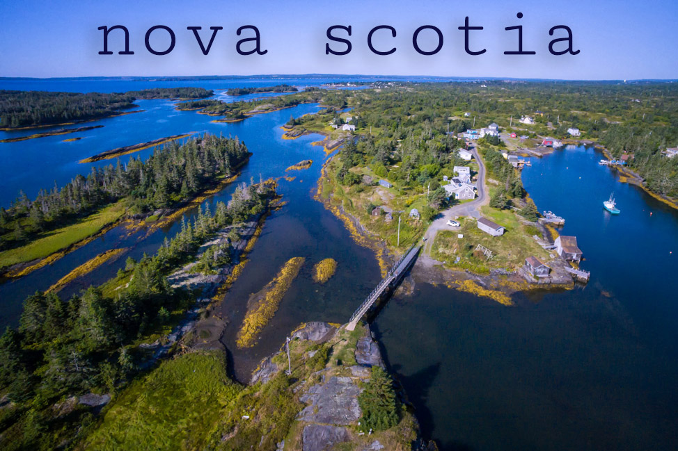 30 Postcards From Nova Scotia Hecktic Travels