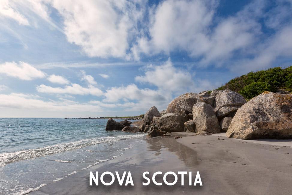 Thomas Raddall Provincial Park - Nova Scotia