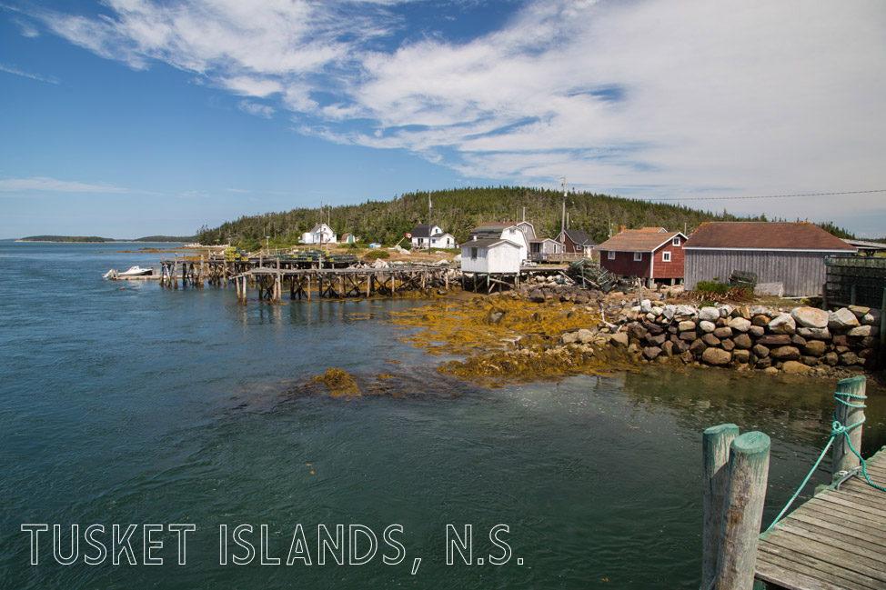 Tusket Islands - Nova Scotia