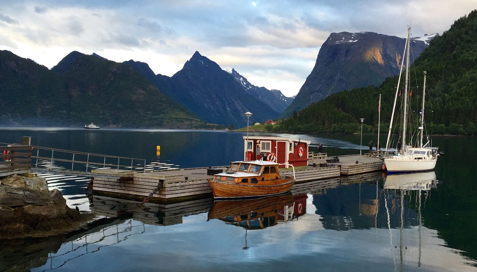 Norwegian Road Trip: Finding Our Own Fjord thumbnail
