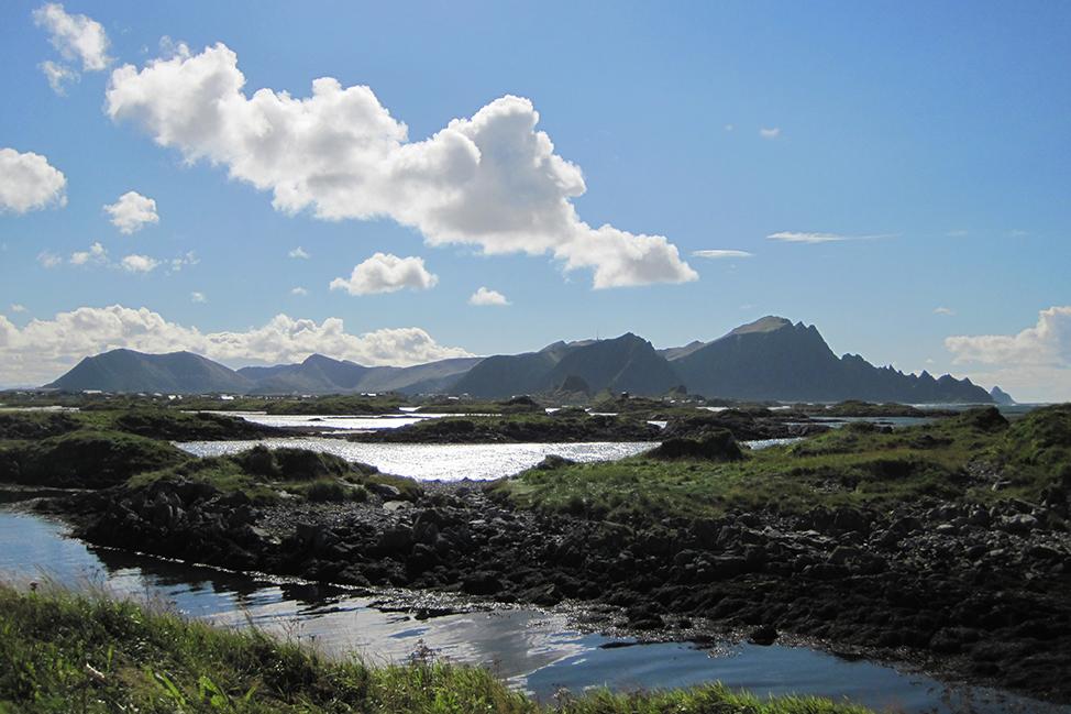 Vesterålen archipelago
