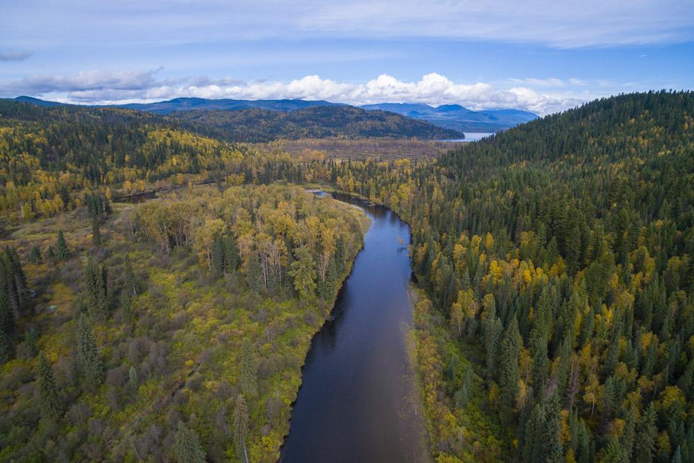 BC Cariboo Region