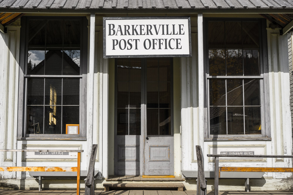 Barkerville Post Office