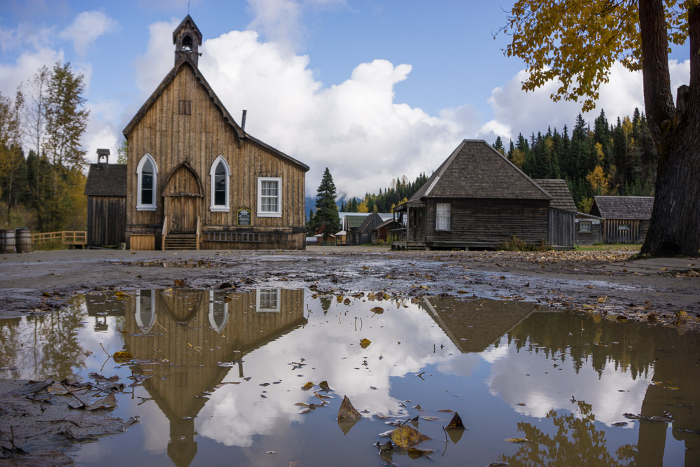 Barkerville Reflections