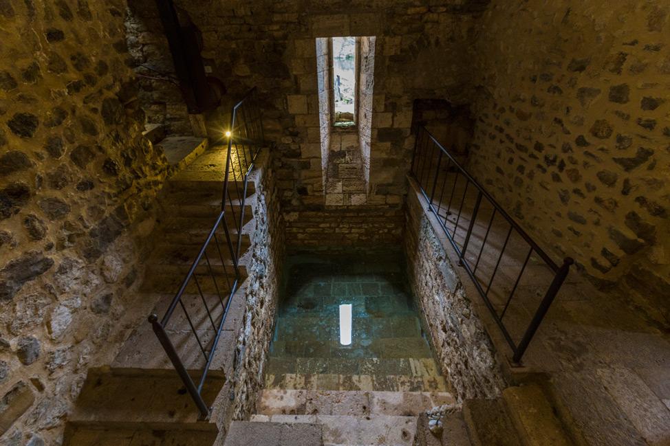 Besalú Jewish Baths