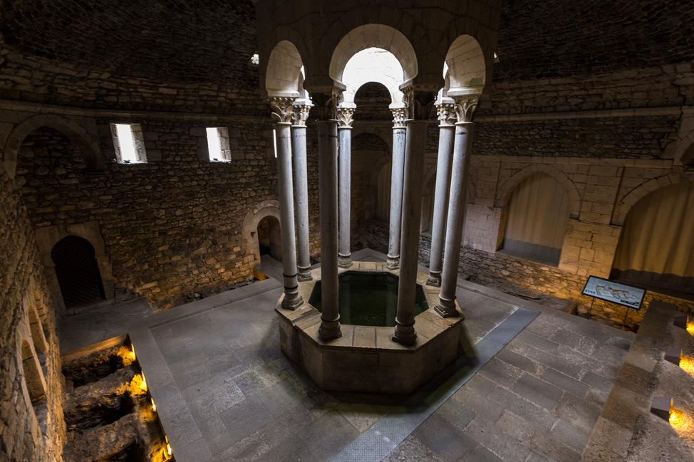 Girona - Arab Baths