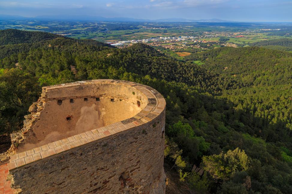 Girona Castles