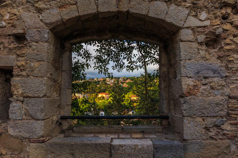 Girona Window