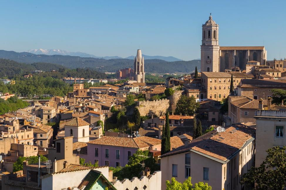 Girona Viewpoint
