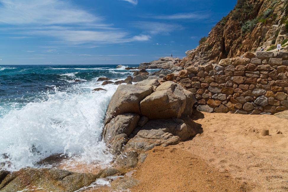 Tossa de Mar Splash