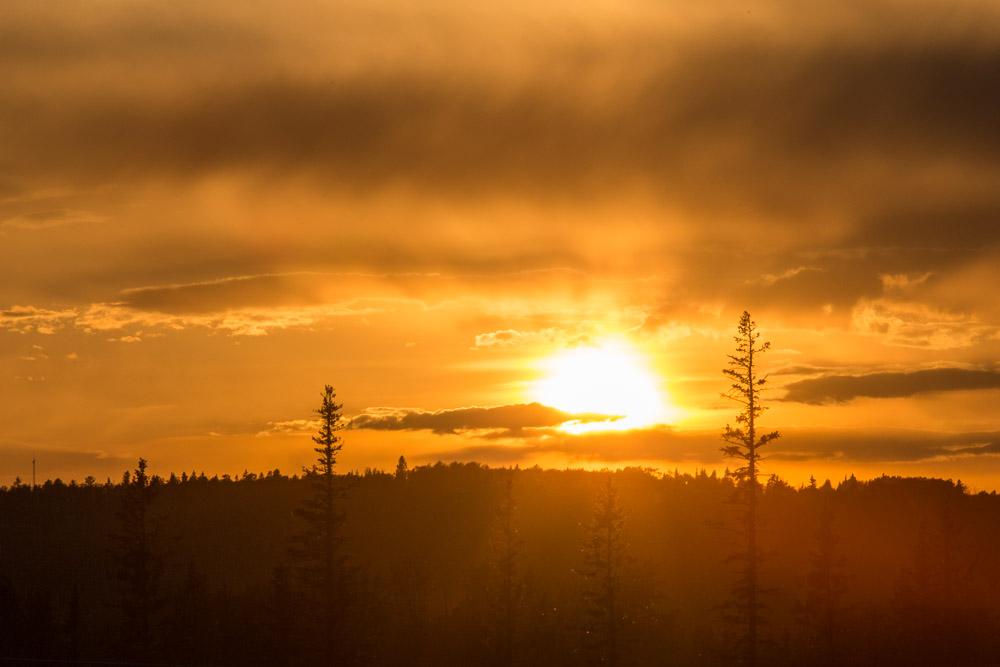 Sundre Sunset
