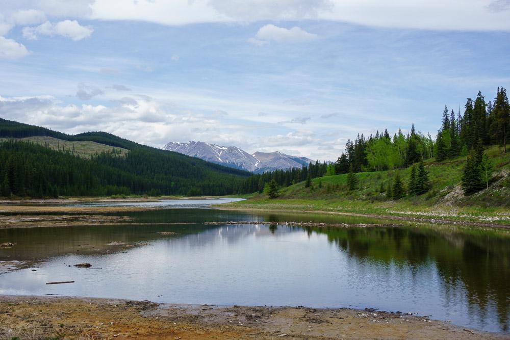 Klein Lake, Alberta