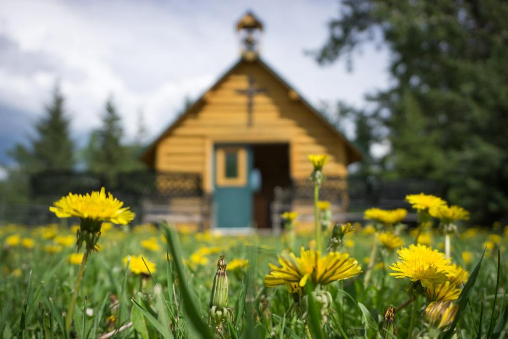 Chapel - Pioneer Village Sundre