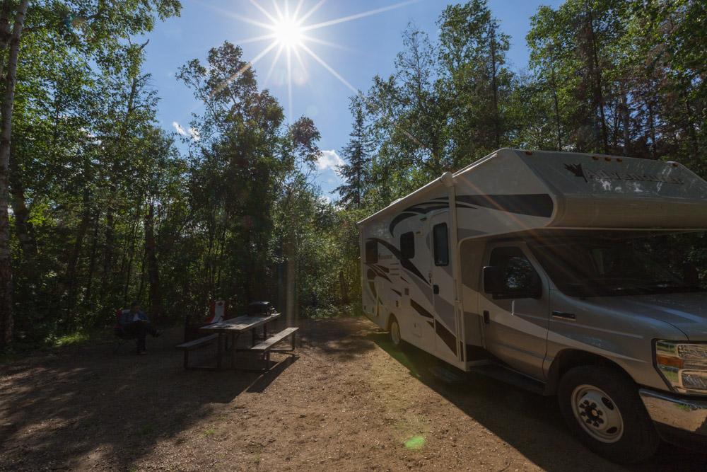Sunshine-Camping