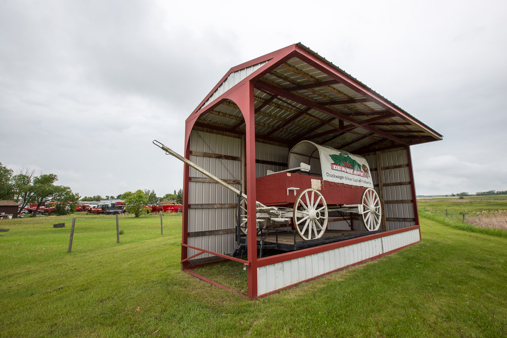 World-Largest-Chuckwagon-Dewberry