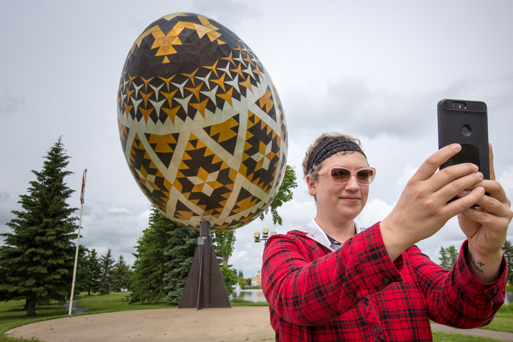 World-Largest-Pysanka-Vegreville