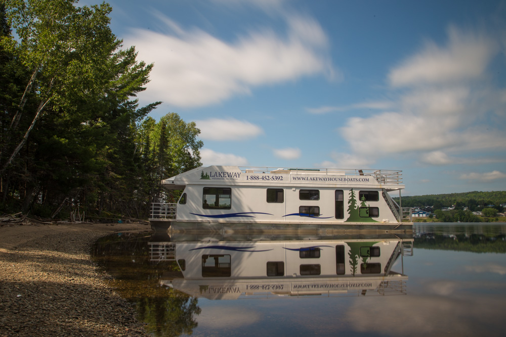Houseboating-St-John-River