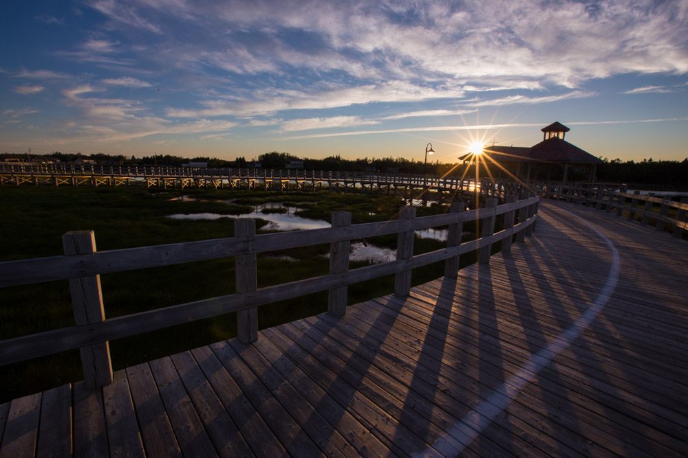 Shippagan Boardwalk
