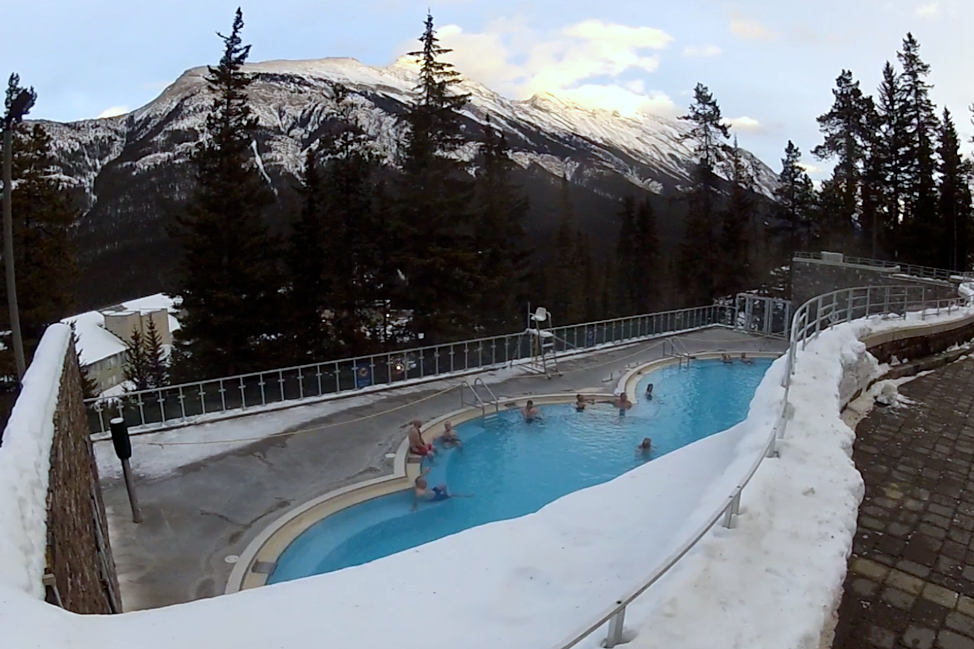 Banff-Hot-Springs-Alberta