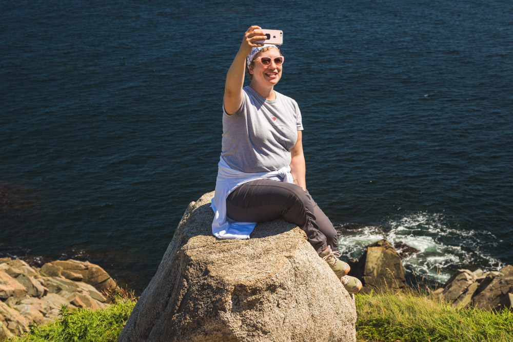 Dalene Selfie