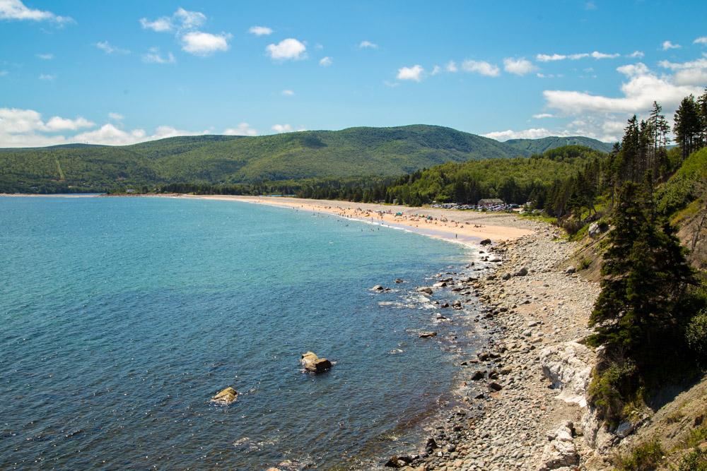 Middle Head Hike Beach Viewpoint