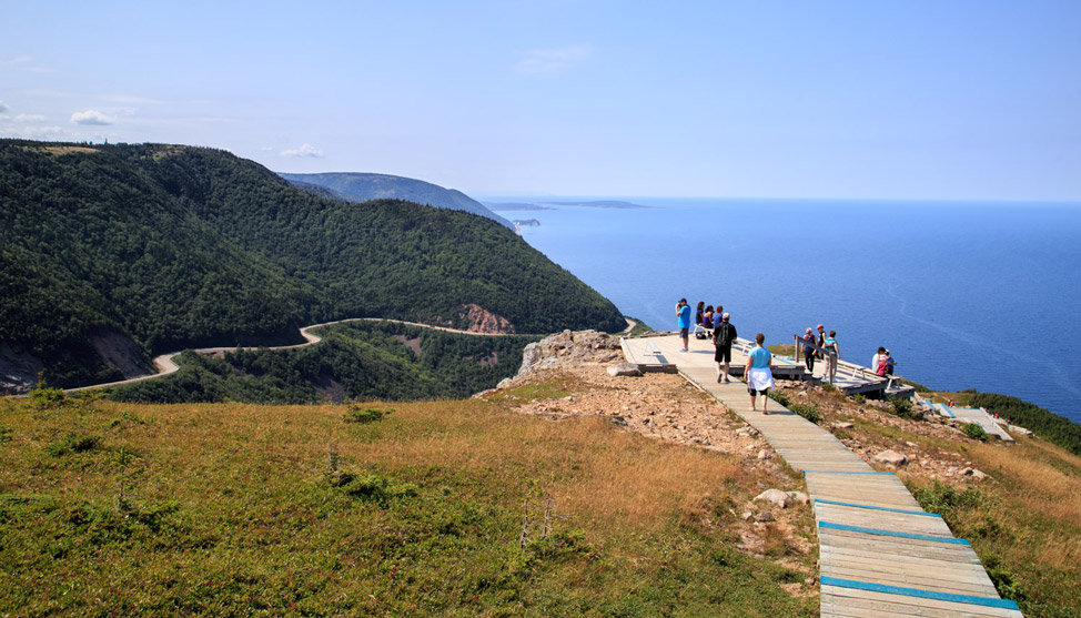 Pushing My Limit on Cape Breton Island thumbnail